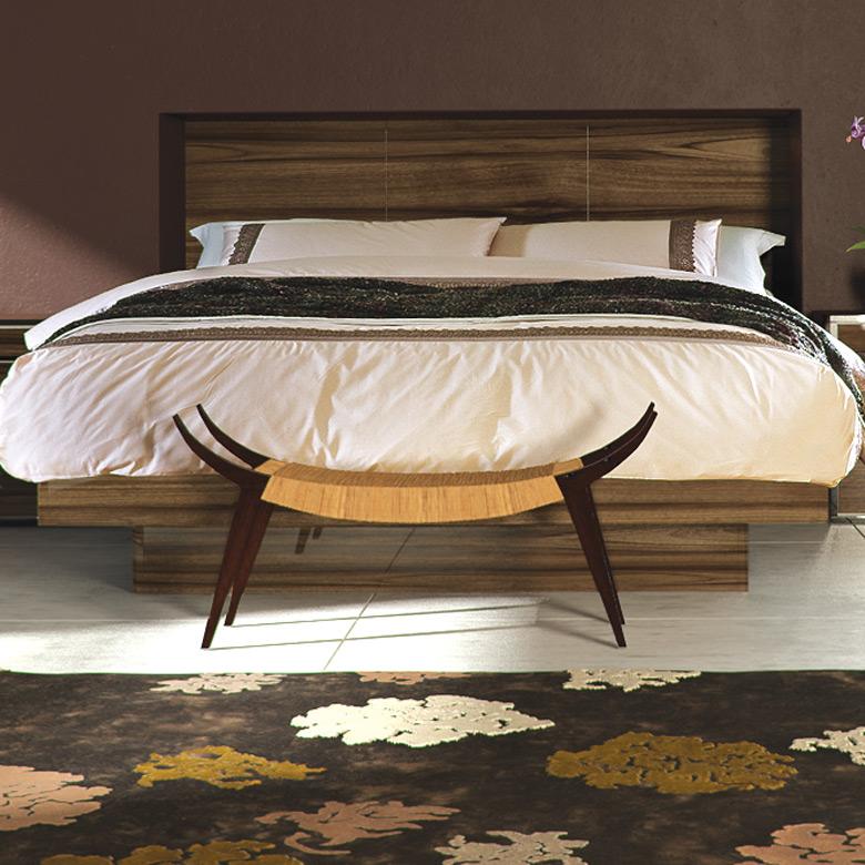 Zurfiz Florentine Bed