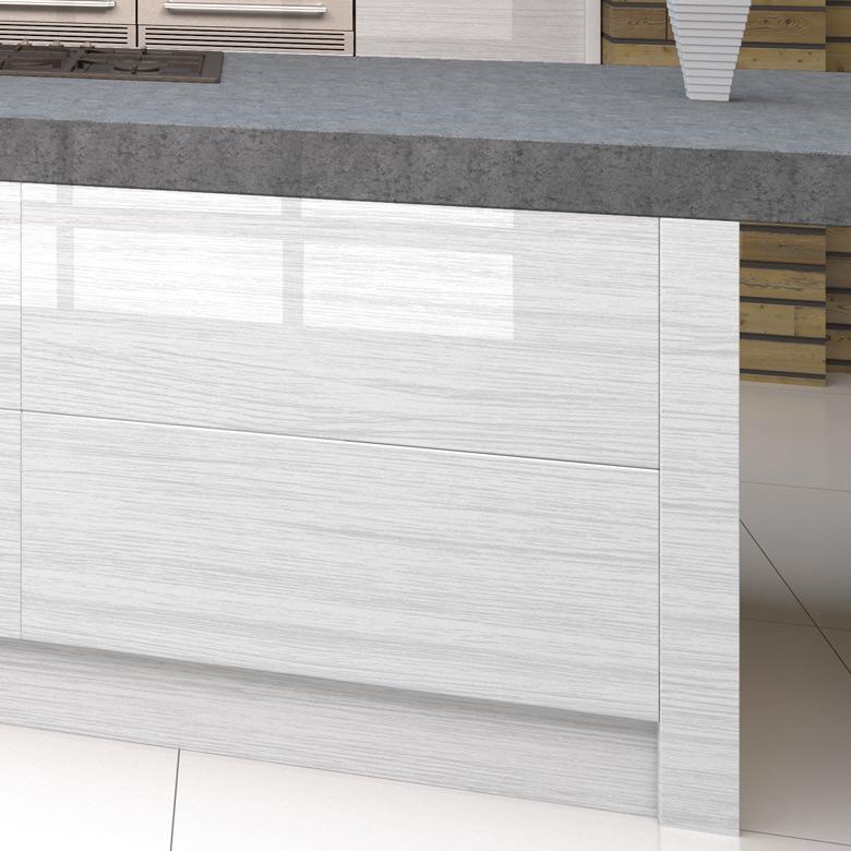 Pillar End Panel