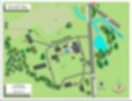 Map of lovett's Inn amenities