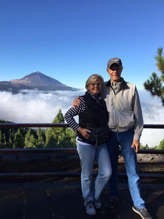 Ingrid Lemme and Marcus