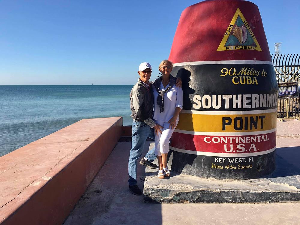 Southern Most Point, Key West, Ingrid Lemme,