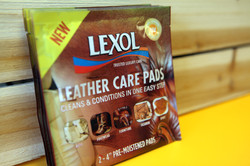 Leather Cleaner Pads