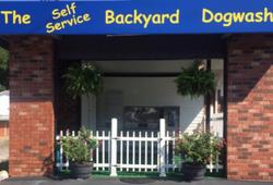 Backyard Dogwash