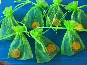 Stop by and pick up stocking stuffers for your fur baby's!  Buy 2 get 1 free dog wash tokens.