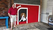 "New things happening at The ""Backyard Dogwash"""