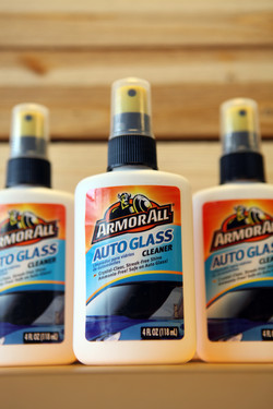 2oz ArmorAll Glass Cleaner Bottles