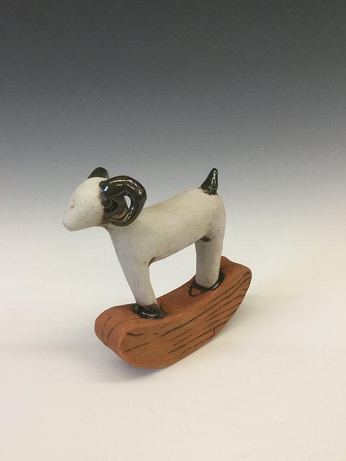 Rocking Goat