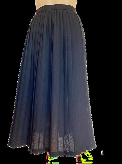 Jupe plissée taille haute MaSina