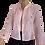 Thumbnail: Chemisier Femme rose pâle, LA ROMANTIQUE