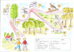 coneixem entorn natural de l'escola, la flora i la fauna