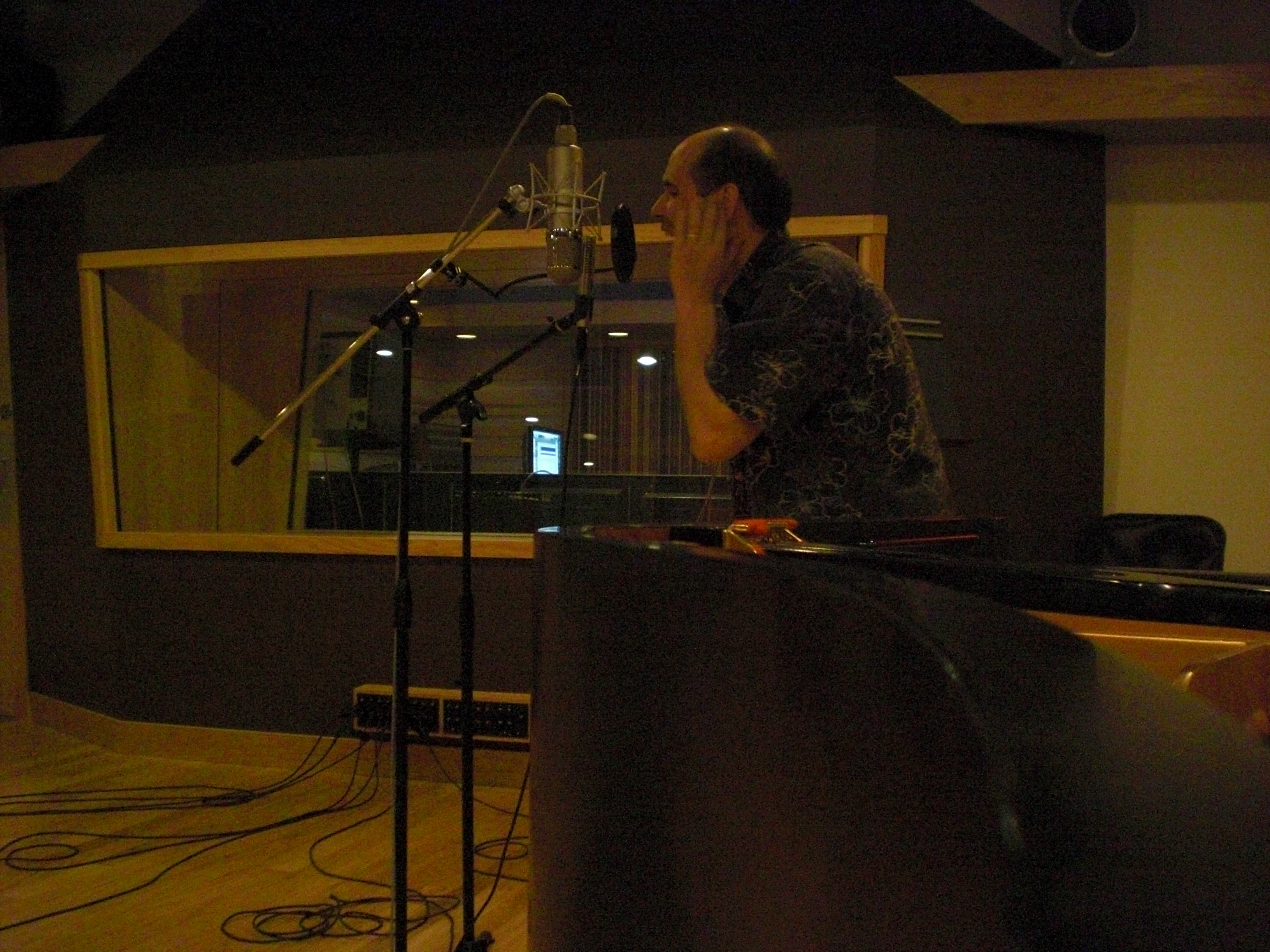 Recording Studio 052