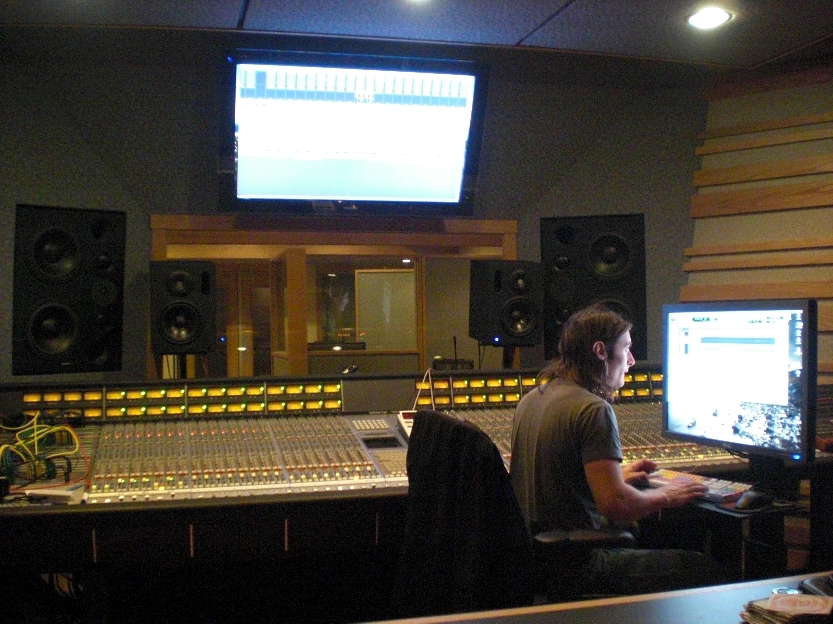 Recording Studio 043