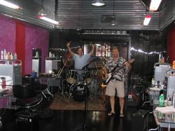 Jam Band at Salon Bravo 9 June 06