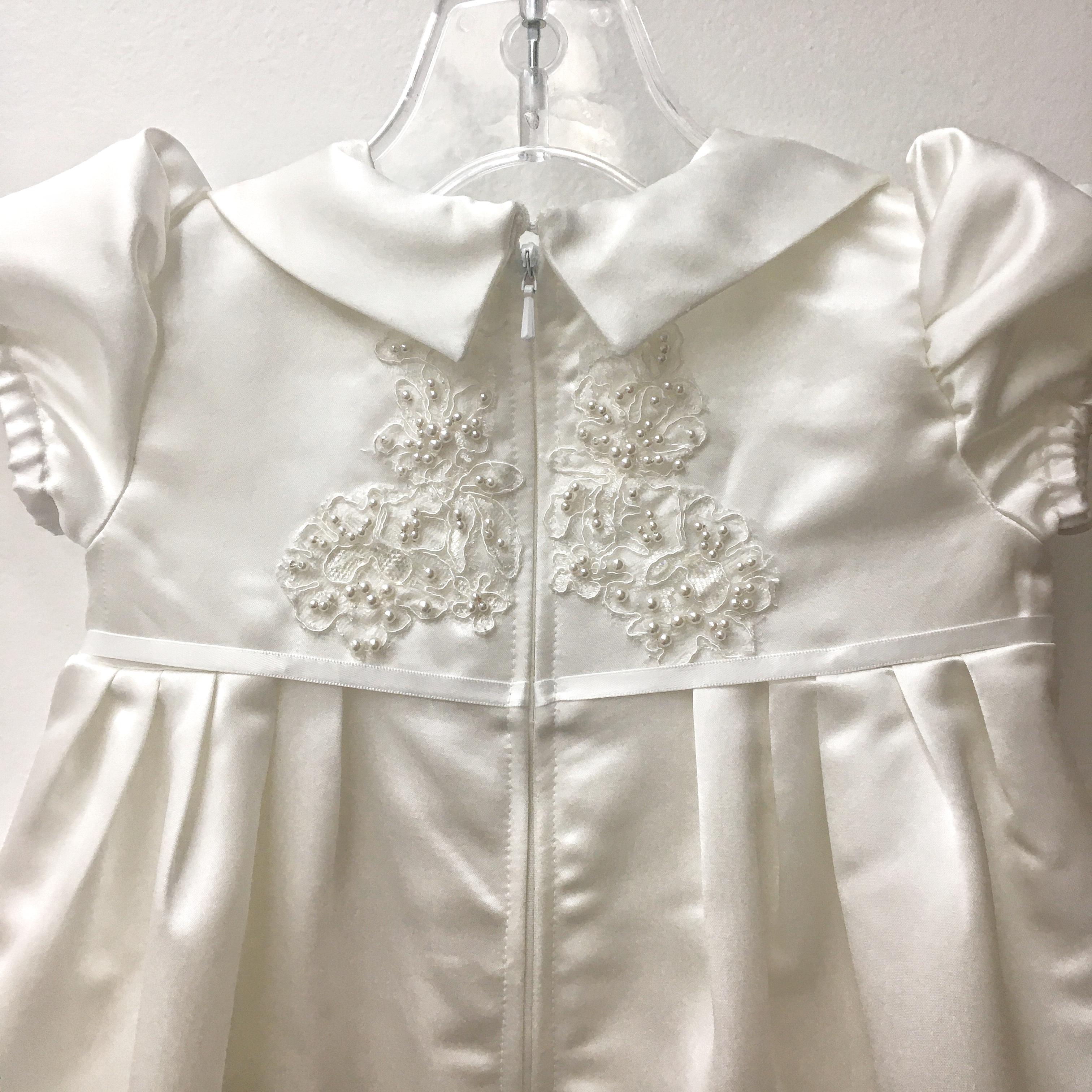 custom baptismal christening dress