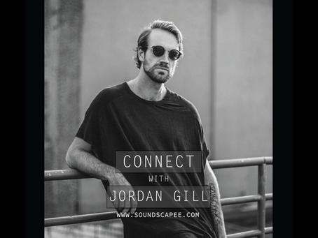 CONNECT w/ Jordan Gill