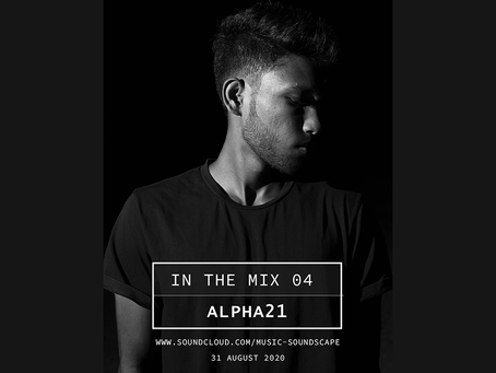 In the Mix 05 - ALPHA21 [Sri Lanka]