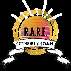 R.A.R.E. Community Forum