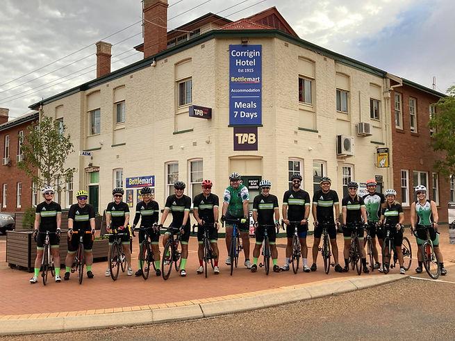 Corrigin Hotel cycle pic.jpg