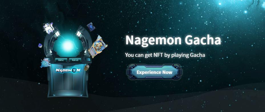 Nagemon Gacha