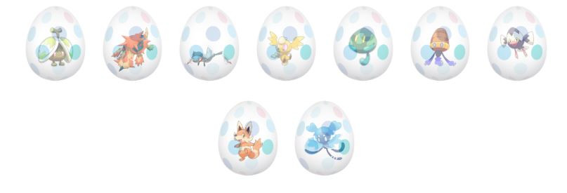 Etheremon Eggs