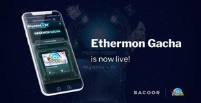 Ethermon Gacha is now live!