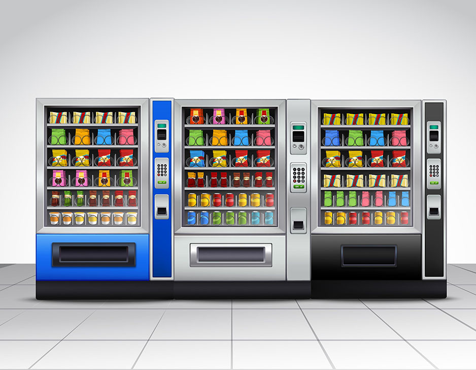 Smart contracts were described as a kind of digital vending machine