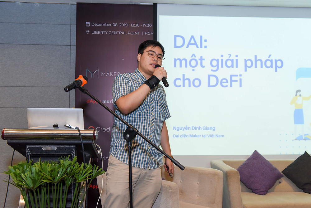 CDP and CDM Explained (Multi-Collateral Dai) - Mr. Giang Nguyen, MakerDAO