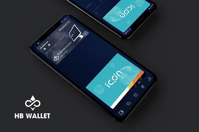 ICX Wallet hb wallet