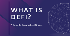 What is DeFi? Why is everyone talking about it?