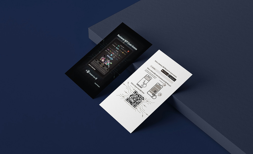 Smart Proof is a physical blockchain card created by Bacoor