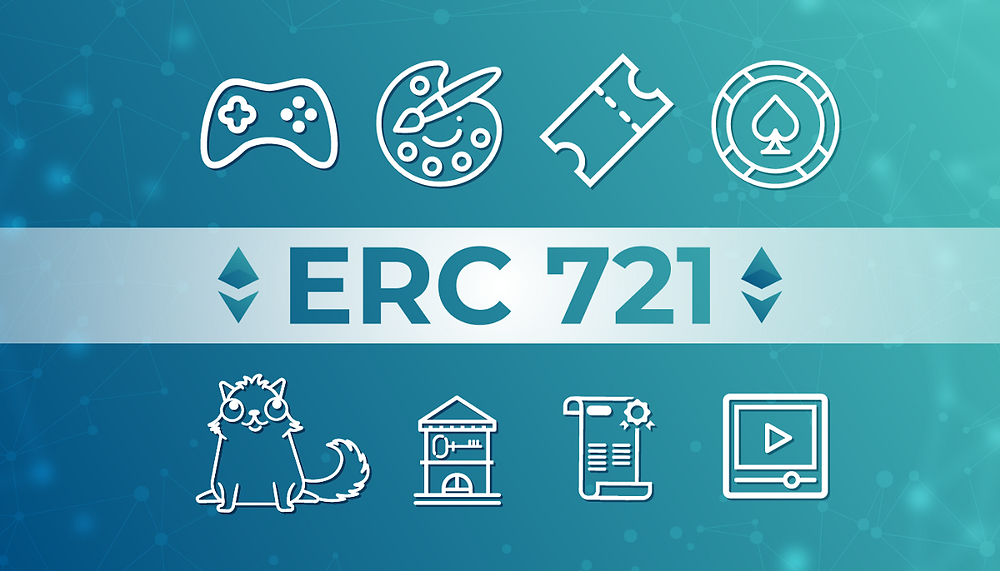ERC-721 from the Ethereum Blockchain