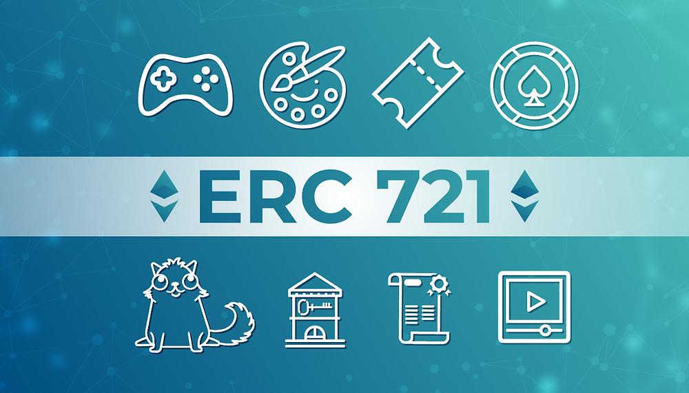 ERC-721 from the Ethereum Blockchain