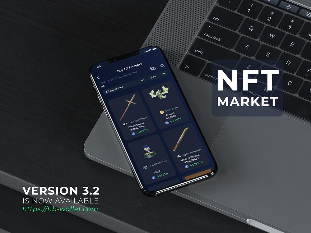 HB NFT Market
