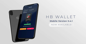 Important Updates on HB Wallet 3.4.1