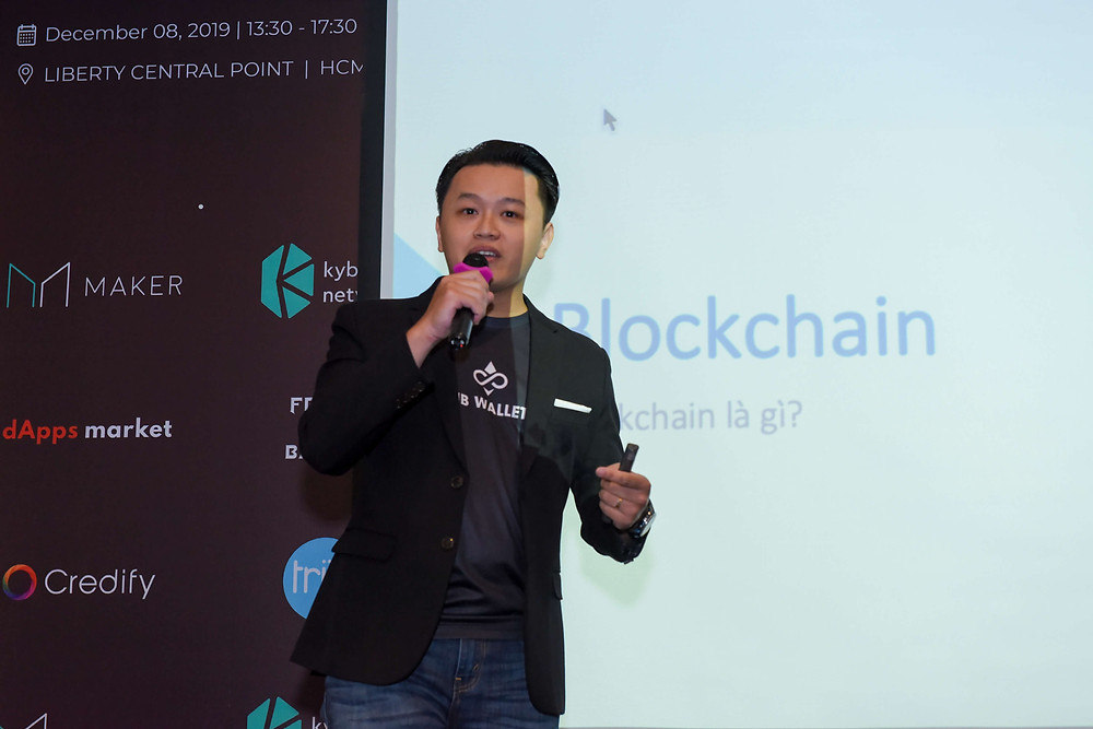 What you need to know: Blockchain, Dapps & DeFi - Mr.Thanh Son, HB Wallet