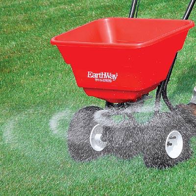 When should I fertilize this spring?