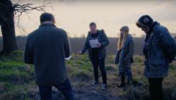 G-Loc - Stephen Moyer, Tom Paton, Emily Haigh and John Rhys-Davies