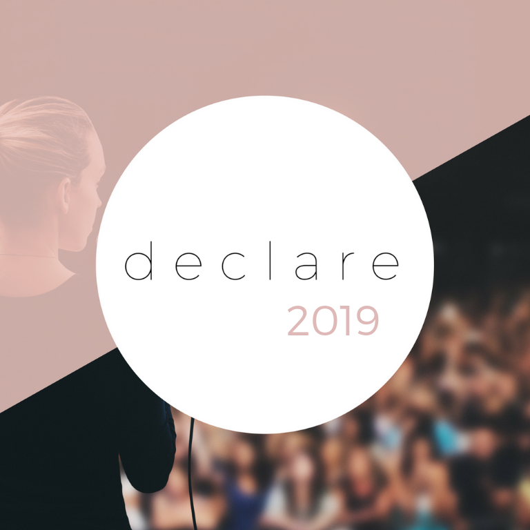 Get Your Hopes Up: Declare Conference 2019