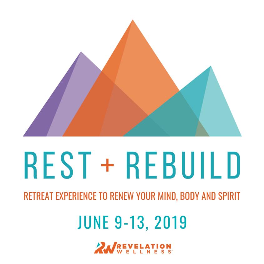 Rest & Rebuild Retreat: Revelation Wellness