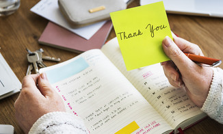"The Big Impact of a Small ""Thank You"""