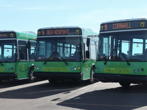 CBC News: Islanders asked to share their barriers to using public transit