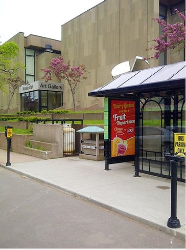 outdoor advertising with t3 transit