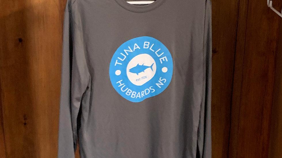Tuna Blue Grey Long Sleeve