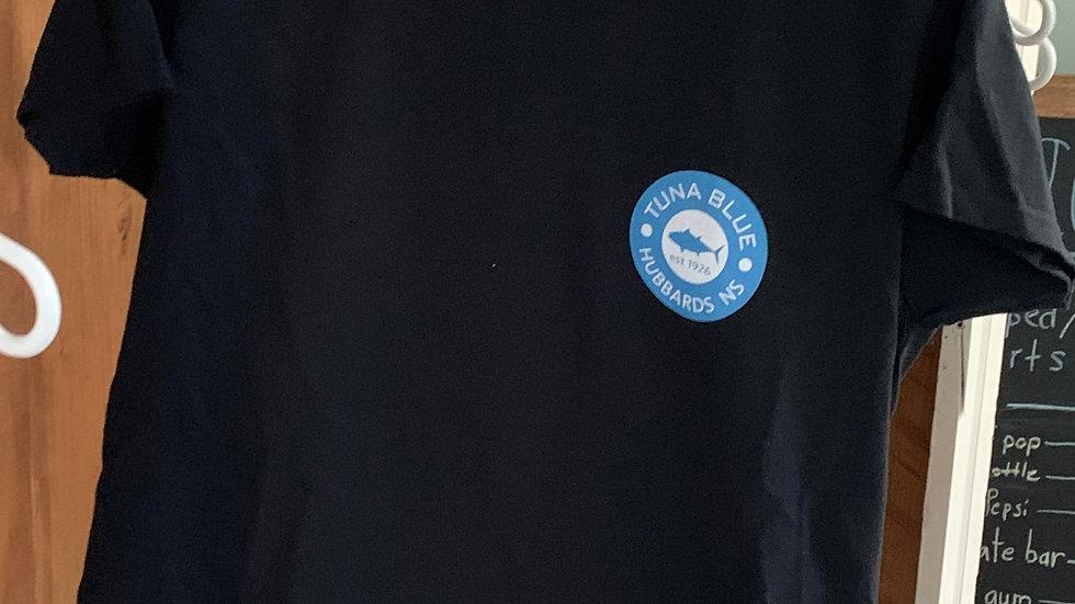 Black Tuna Blue Tshirt