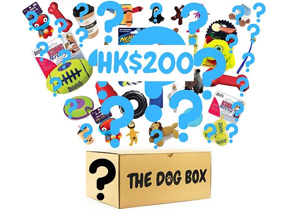 The Mystery Dog Box HK$200