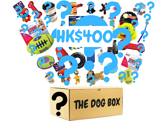 The Mystery Dog Box HK$400