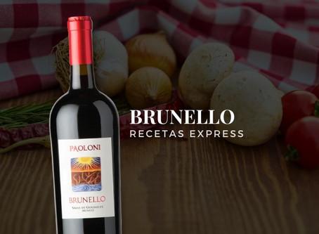 Brunello & Recetas Express