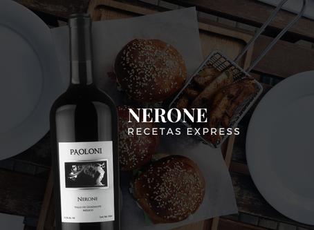 Nerone & Recetas Express