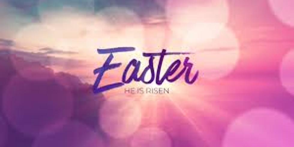 YF Easter Service