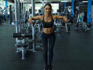 Sculpt and Lean: Shoulders & Triceps